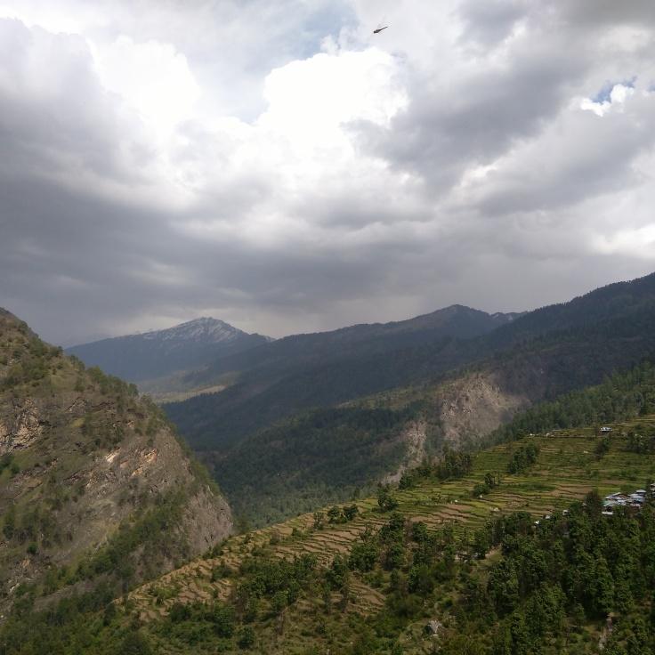 Village Sankri, Uttarakhand